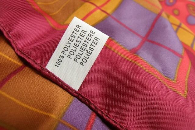 Vải polyester được dùng rất nhiều trong cuộc sống